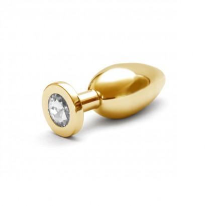 Jewel Plug Goud