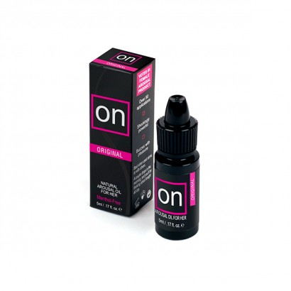ON Natural Arousal Oil Original 5ml