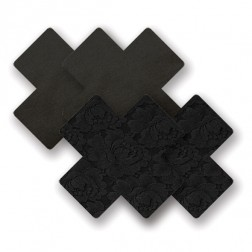 Bristols 6 Nippies Black Cross