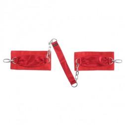 Lelo Sutra handboeien rood